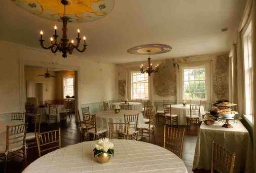 The Kyle House In Fincastle Virginia Wedding Venue